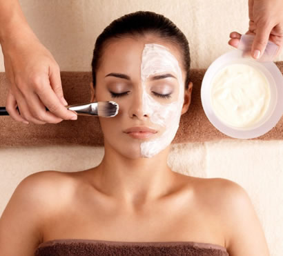 Beauty Therapy Facial